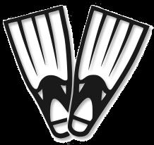Logo Flossenfreunde