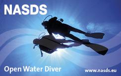 NASDS Open Water Diver