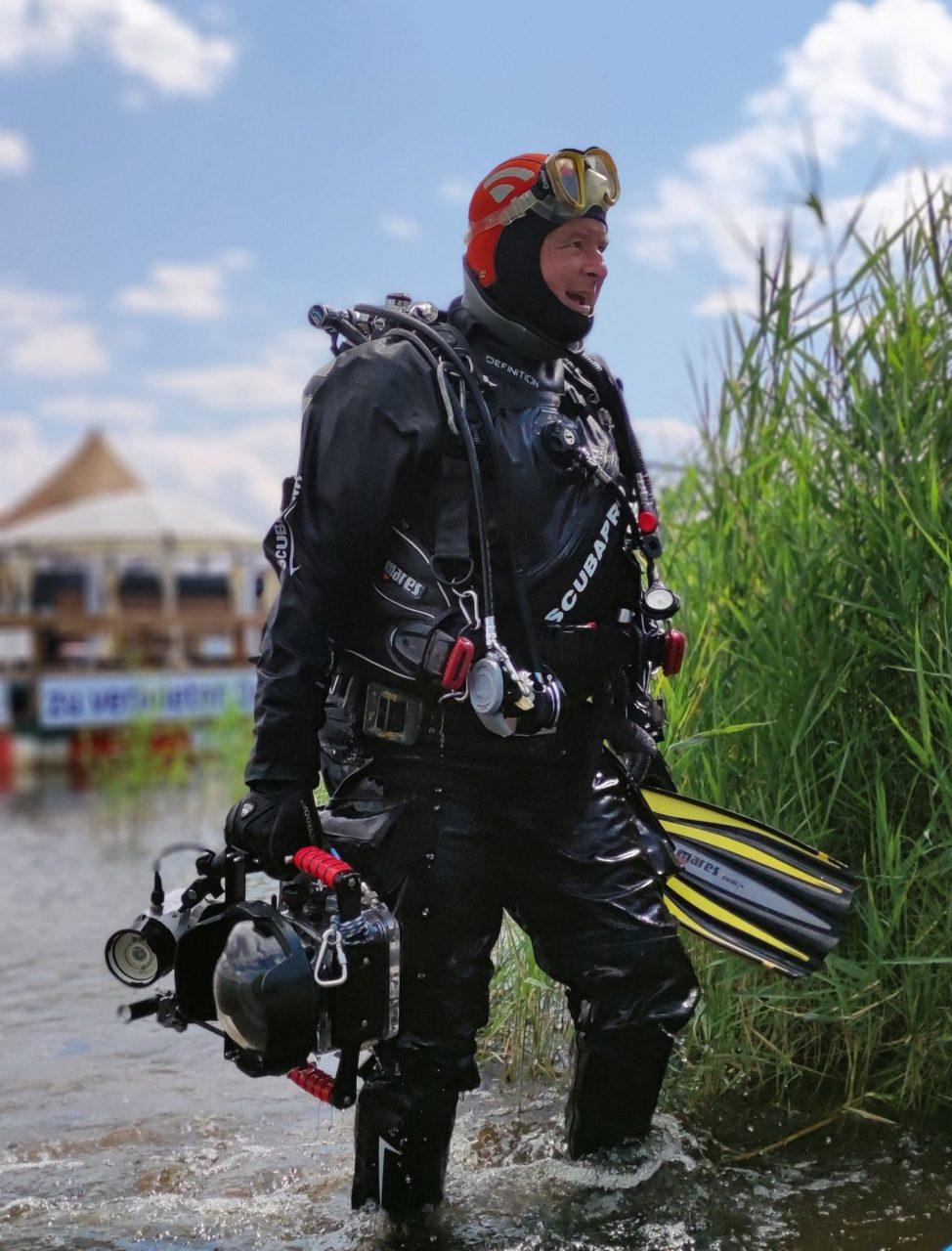 Unterwasserfotograf Falk Wieland